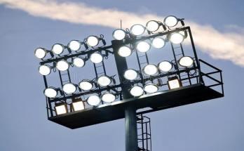 Νέος ηλεκτροφωτισμός στο γήπεδο του Καμπανιακού
