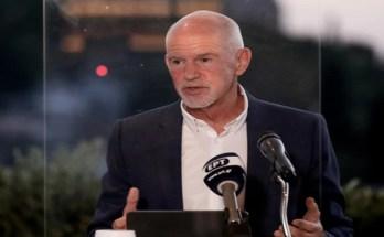 Ο Γιώργος Παπανδρέου ξανά υποψήφιος στο ΚΙΝΑΛ