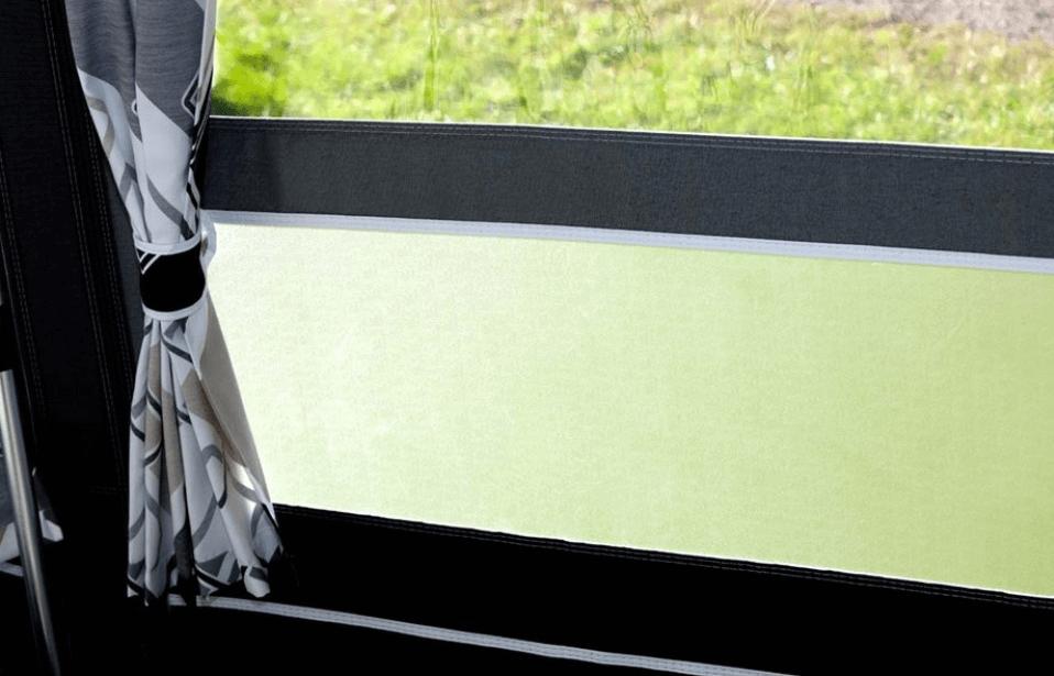Plastic Ramen Voortent  Gelakt Hout Verven Zonder Schuren