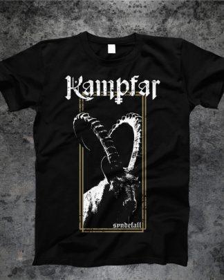 Kampfar - Syndefall (T-Shirt) | Official Kampfar Merchandise Webshop Webstore Onlineshop