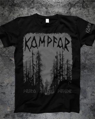 Kampfar - Muro Muro Minde (T-Shirt) | Official Kampfar Merchandise Webshop Webstore Onlineshop