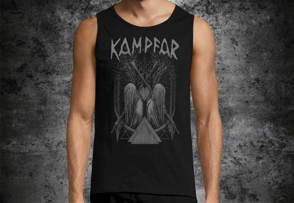 Kampfar-Djevekmakt_Tank-Shirt