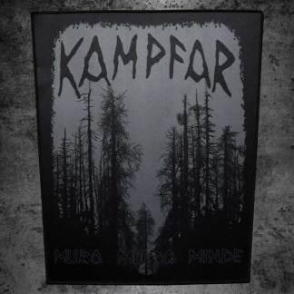 Kampfar-Muro-Muro-Minde-Backpatch_Rückenaufnäher