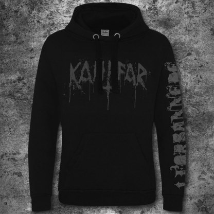 Kampfar - Helvete (Kapuzen-Sweatshirt, Hoodie)