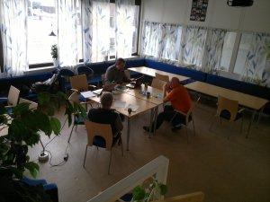 Arbetshelg styrelsen SB&K Nedre NOrr 20141108