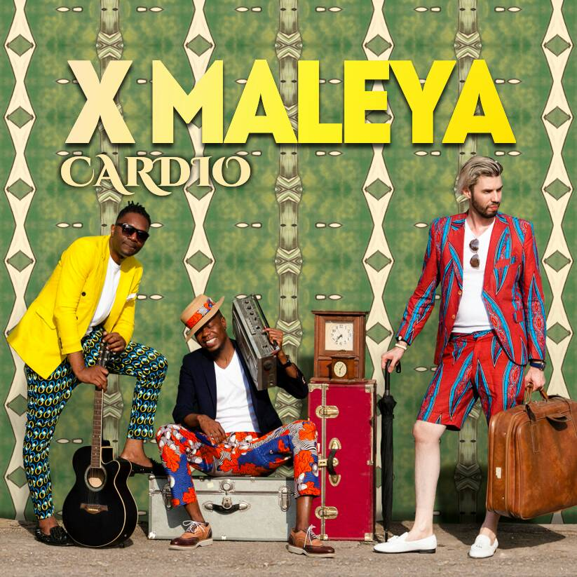 "X-Maleya releases sixth album titled ""CARDIO""."
