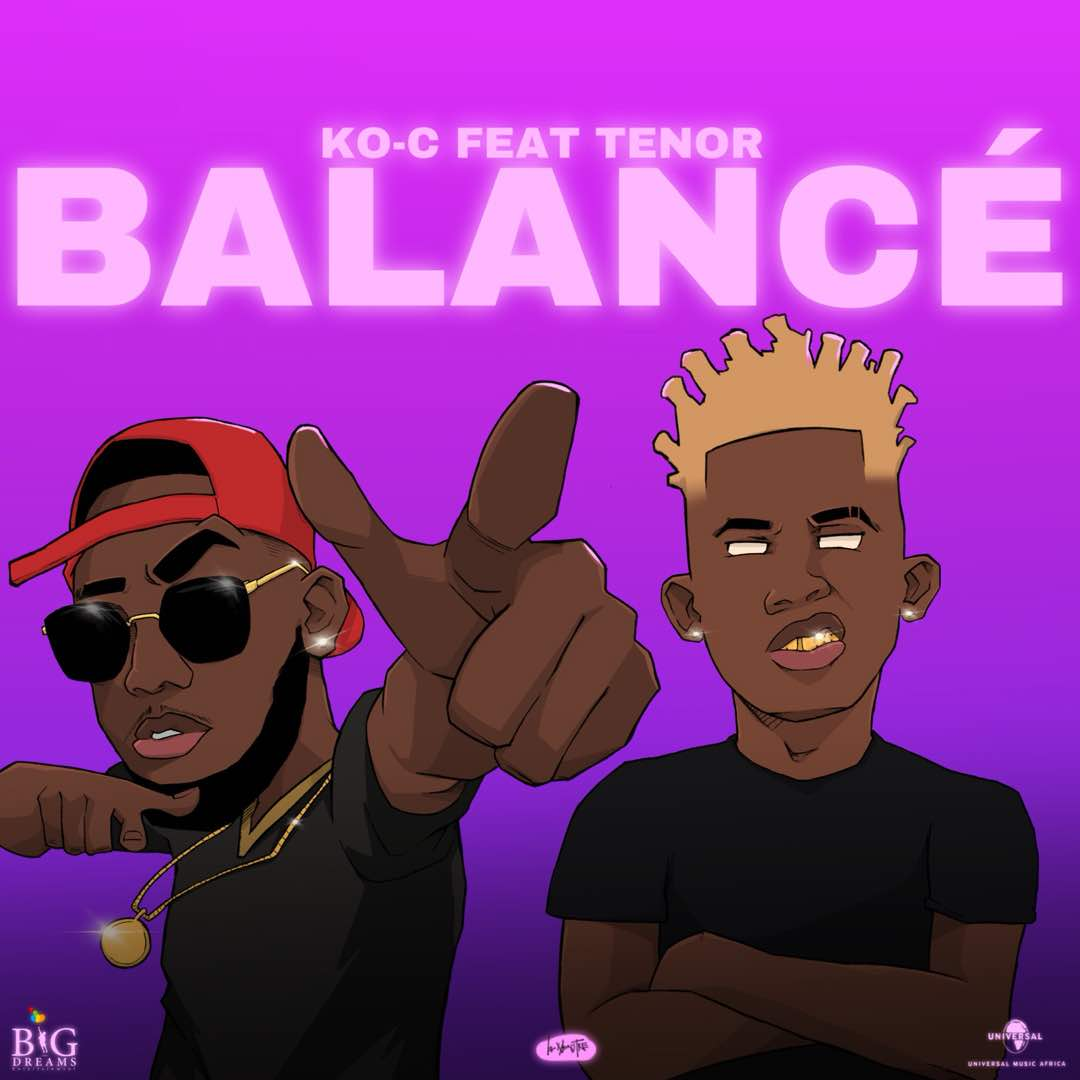 "2 Rap kings clash in one track.                        Anticipate ""Balance"" remix."