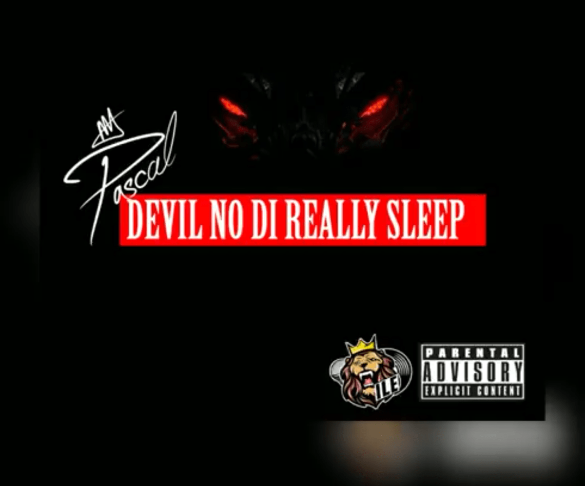 Pascal Disses Jovi. Devil nodi really sleep!