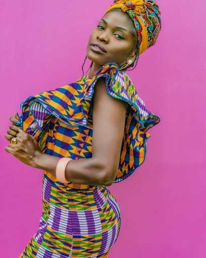 RENISS, Cameroonian Singer