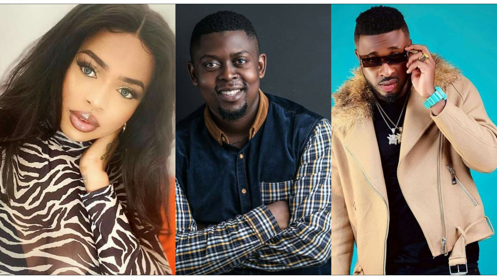 Tzy Panchak, Blanche Baily And Prince Enobi Engaged In A Social Media Battle Over Music Shows In Cameroon