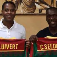 FECAFOOT Ordered To Pay 379M FCFA To Former Indomitable Lions Coaches Seedorf And Kluivert For Breach Of Contract