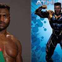 Francis Ngannou confirmed to Replace Chadwick For Black Panther 2