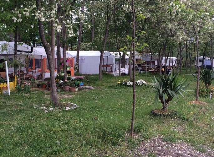 İkizler Camping
