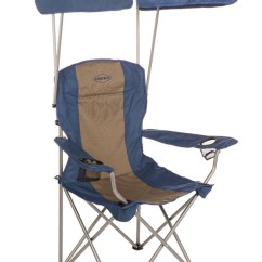 Chair With Shade Canopy True Innovations Chairs Kamp Rite