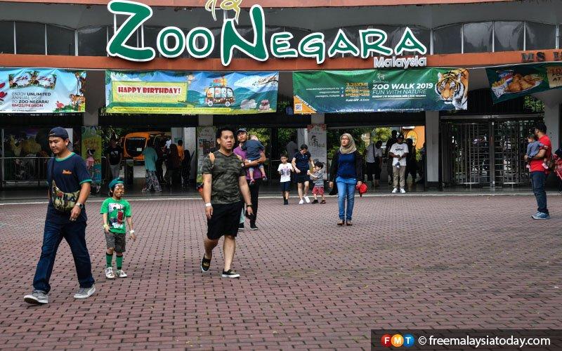 Pekerja Zoo Negara tertekan, elaun ditamat, gaji 'ciput'
