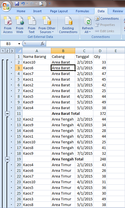 Belajar Excel Pdf : belajar, excel, Belajar, Microsoft, Excel