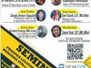 STIKES Budi Luhur Gelar Seminar Prospek Lulusan SMK Kesehatan