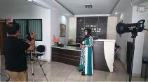 Katalisnet Syuting Video Podcast STIKES Budi Luhur Cimahi