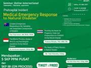 Gratis, Seminar Kesehatan Internasional