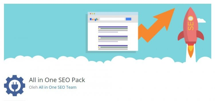 Plugin SEO Terbaik WordPress - All in One SEO Pack