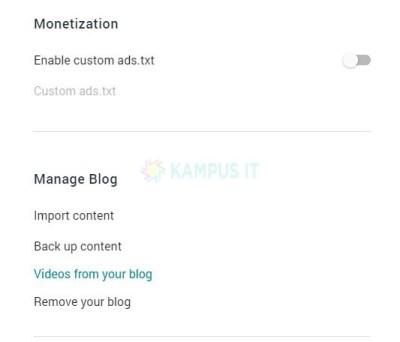 cara membuat blogger blogpot