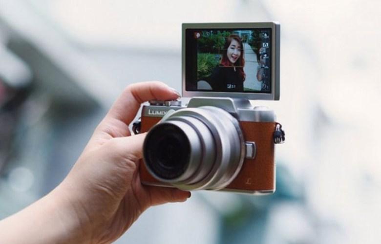 Kamera Vlog Panasonic Lumix DMC-GF8