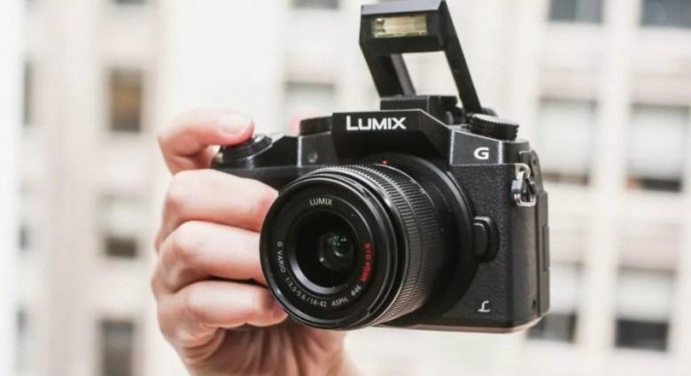 Kamera Bagus untuk Vlog Panasonic Lumix G7K