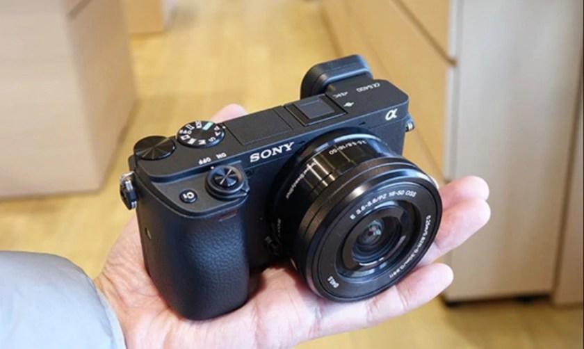 Kamera yang Bagus untuk Video Sony Alpha A6400