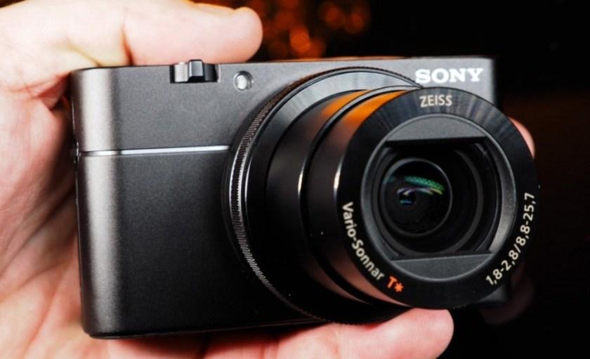 Kamera untuk Vlog Sony Cybershot DSC-RX100