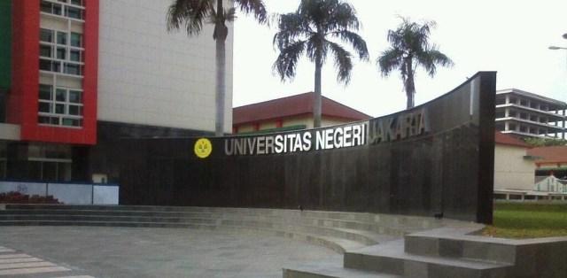 Universitas Negeri Jakarta Baru