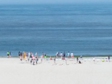 Zon, zee, strand op Vleiland!