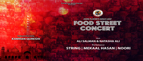 LAHORE FOOD STREET CONCERT