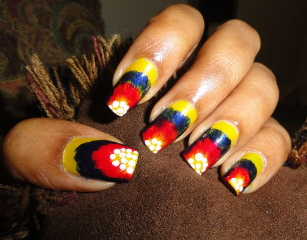 Exotic Nail Art Designs