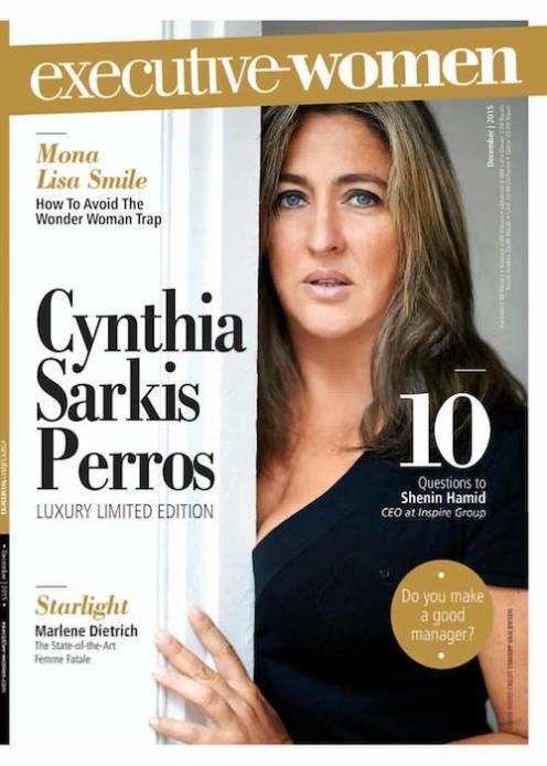 Cynthia Sarkis Perros 2