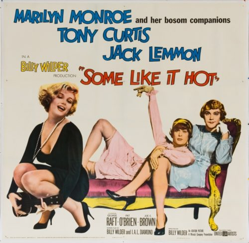 CINEMATIC STRUMMING: SOME LIKE IT HOT