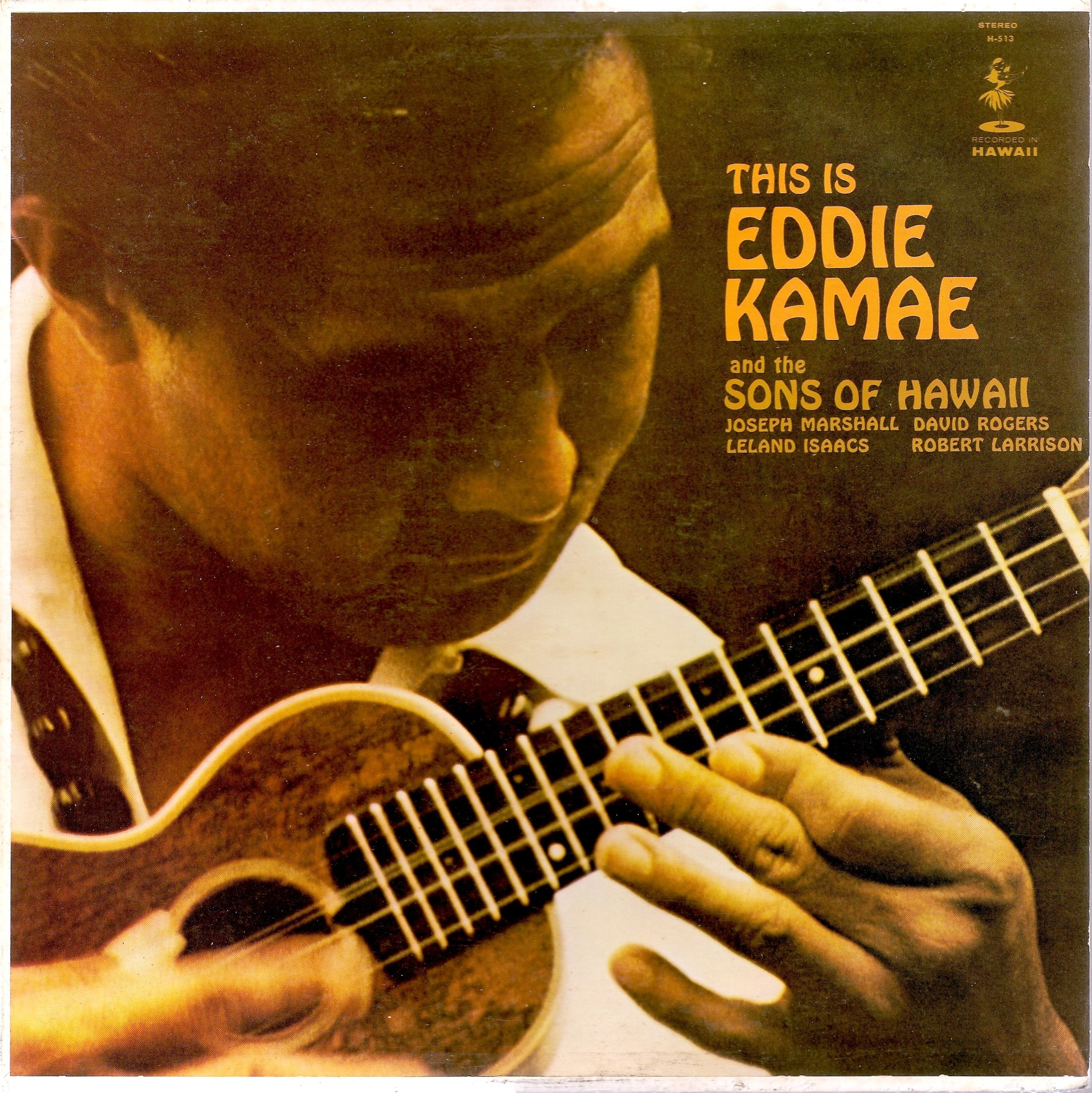 Hall Of Fame: Eddie Kamae