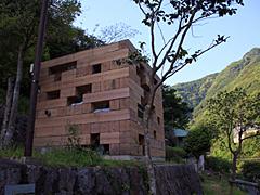 写真:モクバンR1(Final Wooden House)