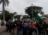 aksi bersama HMI - Tolak kenaikan BBM @ titik 0 km Yogyakarta