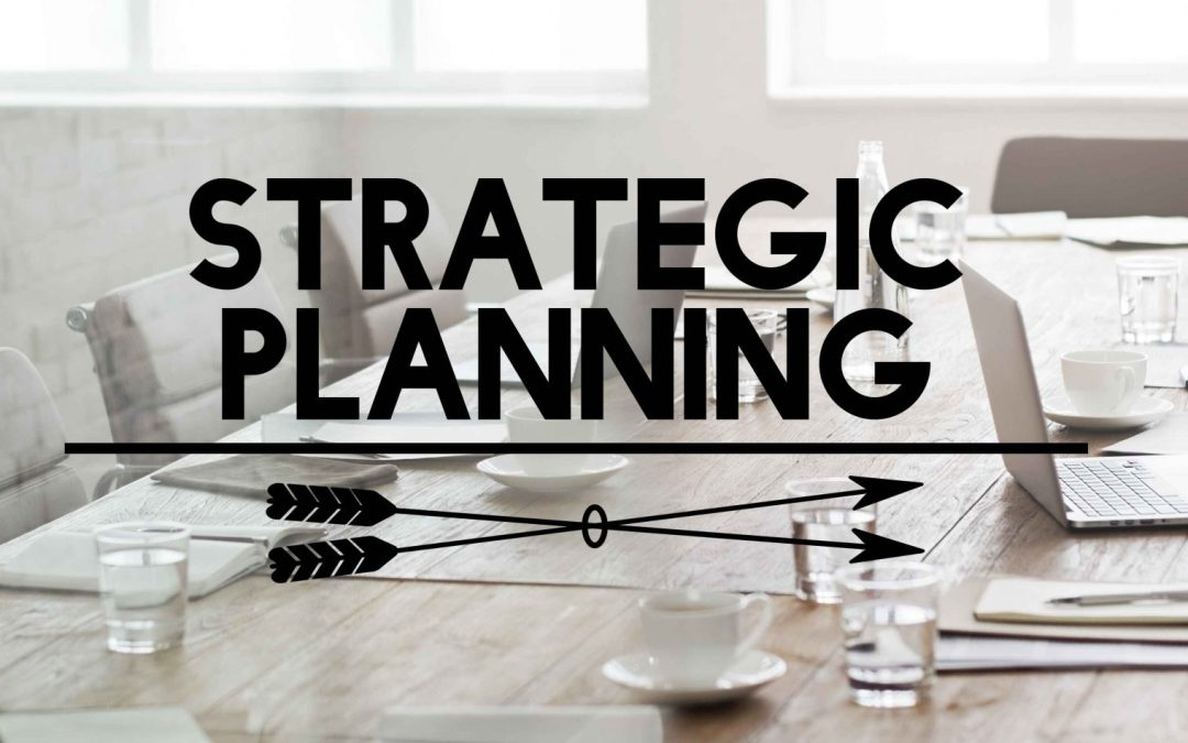 Taking Control With Strategic Planning
