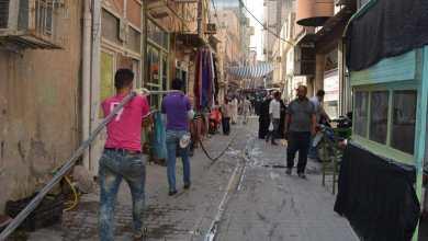 Photo of توزيع كهرباء كربلاء: انجاز تحسين وفك اختناق الشبكة الكهربائية في منطقة سوق باب السلالمة