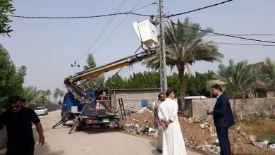 Photo of كهرباء الهندية في كربلاء يصلح (400) عطل بينها (136) محولة كهربائية
