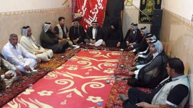 Photo of الشرطة المجتمعية في كربلاء تزور عددا من المضايف العشائرية