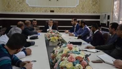 Photo of مدير عام صحة كربلاء:ضرورة وضع الأسس الرصينة لبناء نظام صحي مُتكامل