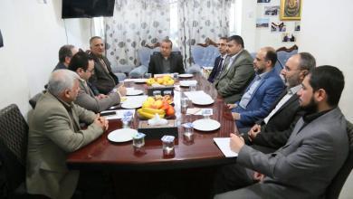 Photo of صباح الموسوي يزور مركز الدراسات الإستراتيجية في العتبة الحسينية المقدسة