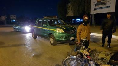 Photo of شرطة كربلاء تلقي القبض على مخمورين بحوزتهم دراجات نارية مسروقة