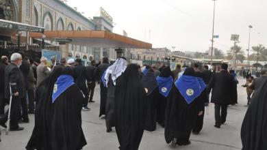 Photo of مديرية شهداء كربلاء تنظم حملة لأسر شهداء الحشد الشعبي لزيارة المراقد المقدسة
