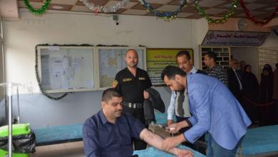 Photo of حملة للتبرع بالدم في المعهد التقني بكربلاء