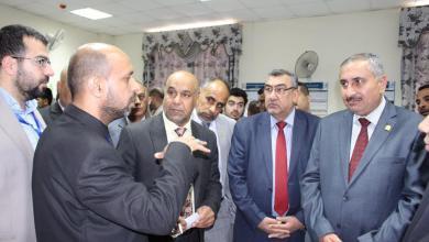 Photo of هيئة الاعلام والاتصالات ترعى معرضا لبحوث طلبة جامعة كربلاء