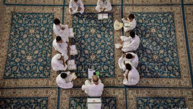 Photo of بالصور: أجواء رمضان الروحانية في كربلاء المقدسة