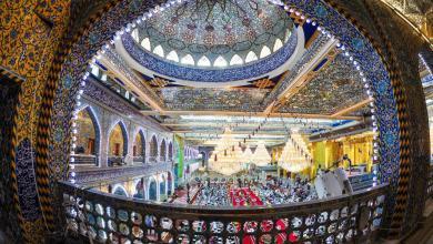 Photo of بالصور / المحفل القرآني اليومي _العتبة العباسية المقدسة